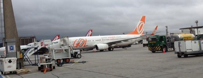Portão 39 is one of Aeroporto de Guarulhos (GRU Airport).