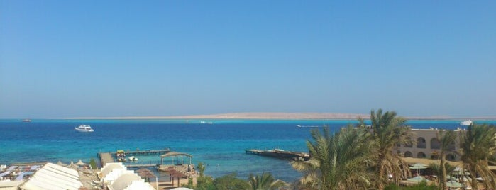 Hurghada Marriott Beach Resort is one of Egypt Finest Hotels & Resorts.