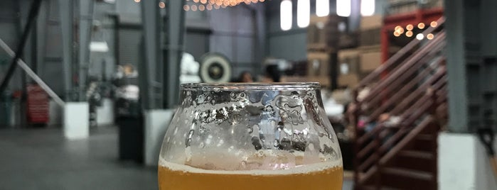 Barebottle Brewing Company is one of The 15 Best Spacious Places in San Francisco.