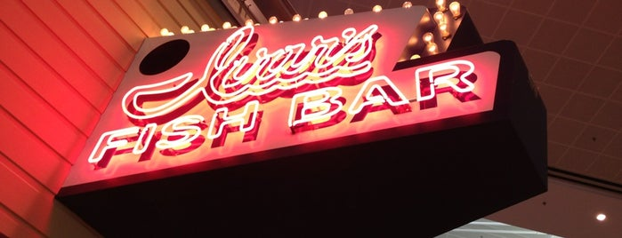 Ivar's Fish Bar is one of Top Airport Restaurants for the Holidays.