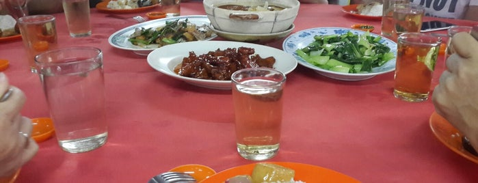 美香饭店 is one of Neu Tea's Bentong & Raub Trip.