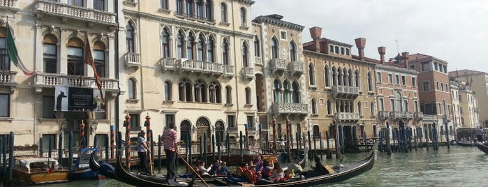 Gondolier Dei Venice is one of Italy 2014.