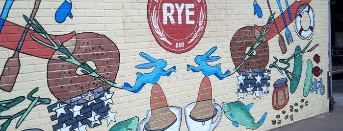 Rye Delicatessen is one of Restaurants.
