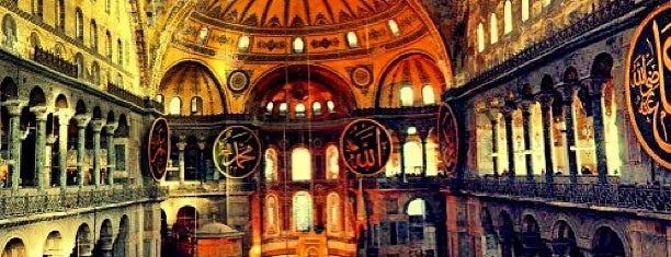 Ayasofya is one of Gör!Ye!İç!.