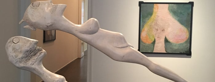 Michael Werner is one of NY Art Museums & Galleries.
