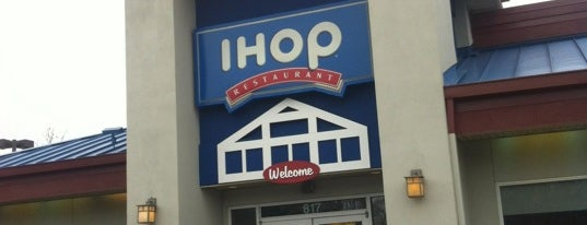 IHOP is one of My VAB Stops.