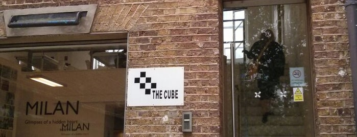 THE CUBE is one of London4Geeks.