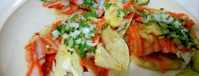 Tacos El Vipsito is one of CENA QRO.