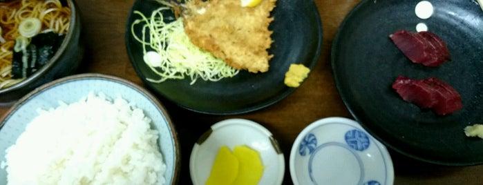 伊豆屋 is one of 飲食店.