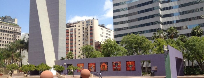 Pershing Square is one of See MY DTLA.