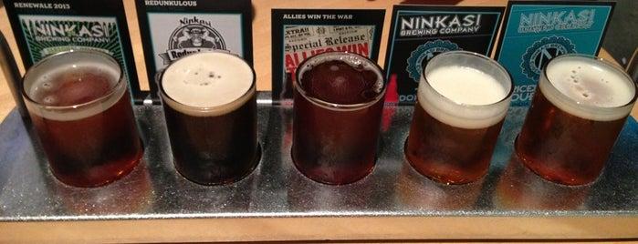 Ninkasi Brewing Tasting Room is one of portland.