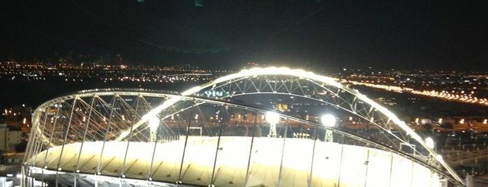 Khalifa International Stadium is one of My Doha..