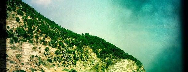 Baia delle Zagare is one of South Italy.