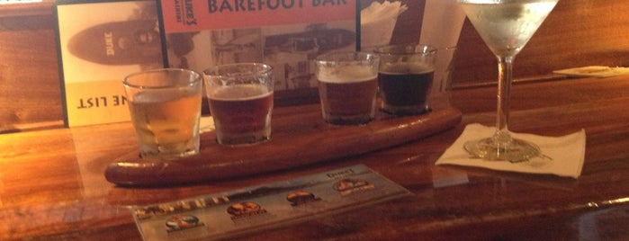 Duke's Barefoot Bar is one of The 15 Best Places with a Large Beer List in Honolulu.