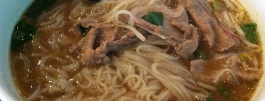 Pho & Grill is one of Places I want to try out II (eateries).