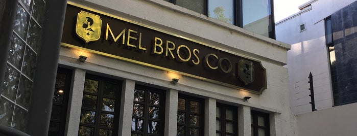 Mel Bros Co is one of To try.