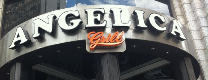 Angélica Grill is one of 20 favorite restaurants.