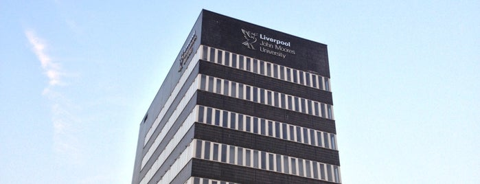 Liverpool John Moores University is one of Liverpool.