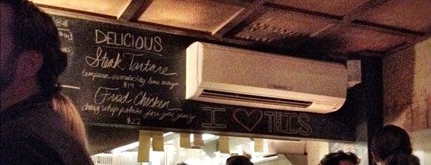Joseph Leonard is one of Favorite NYC restaurants.