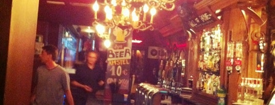 The George Payne is one of Best Bar crawl for Barcelona.