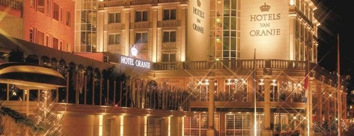 Hotel van Oranje is one of Lezinglocaties.