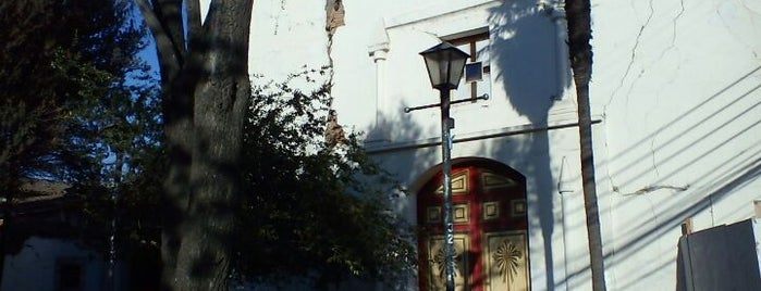 Iglesia de la Merced is one of Para visitar en Rancagua.