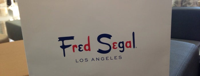 Fred Segal is one of Guide to Los Angeles's best spots.