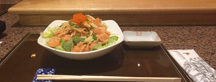 Kei Japanese Restaurant is one of مطاعم ابي اشوفها.