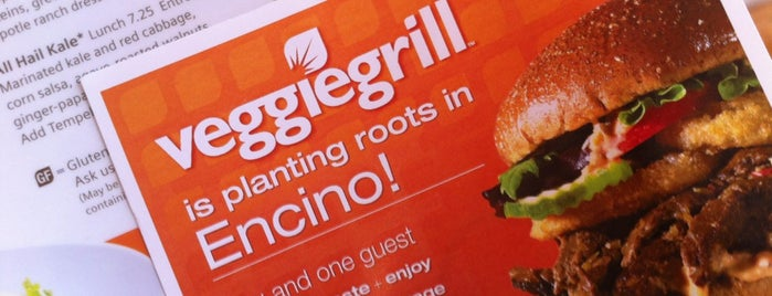 Veggie Grill is one of Los Angeles.