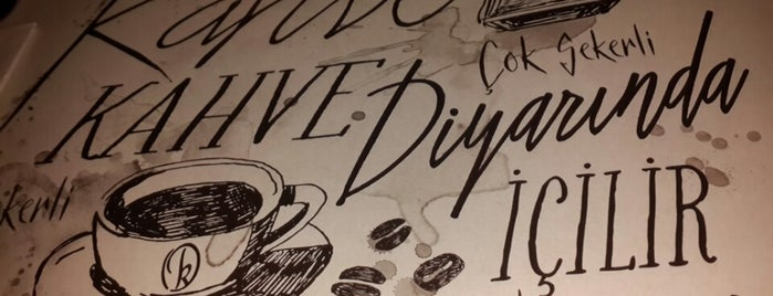 Kahve Diyarı is one of Gezelim görelim.