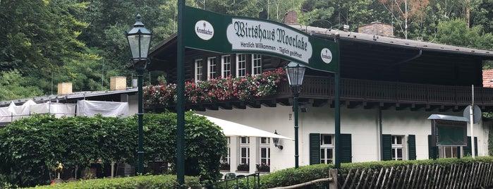 Wirtshaus Moorlake is one of Berlin Tasty Food.