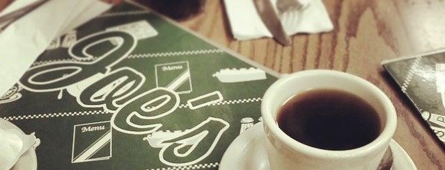Joe's Coffee Shop is one of Exploring Dallas~.