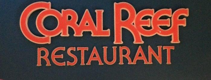 Coral Reef Restaurant is one of Walt Disney World - Epcot.