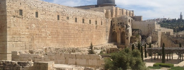 Jerusalem is one of World Capitals.