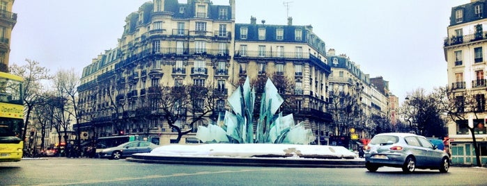 Place Gambetta is one of Most famous places in Paris.