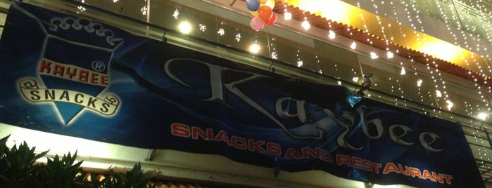 Kaybee Snacks is one of Eat outs.