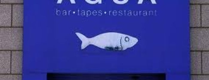Restaurant Agua is one of Favourite Restaurants (Spain).