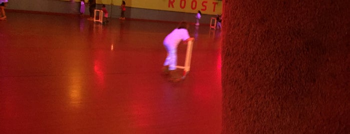 Robben's Roost Roller Skating is one of Favorite nights out.