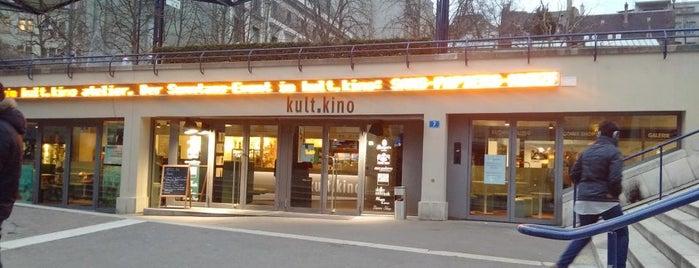 Kult Kino Atelier is one of Kinos.