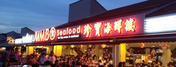 Jumbo Seafood Restaurant 珍宝海鮮樓 is one of The 15 Best Places for a Crab in Singapore.