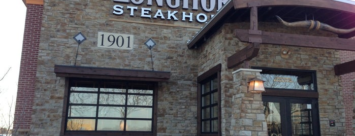 LongHorn Steakhouse is one of Guide to Schaumburg's best spots.