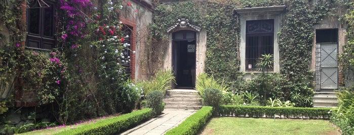 Museo Casa de León Trotsky is one of Museos · Galerías · Centro Cultural.