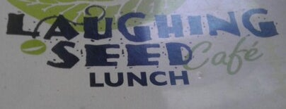 Laughing Seed Cafe is one of Asheville.