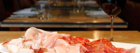 Salumeria Rosi Parmacotto is one of Fashion Week Haunts.