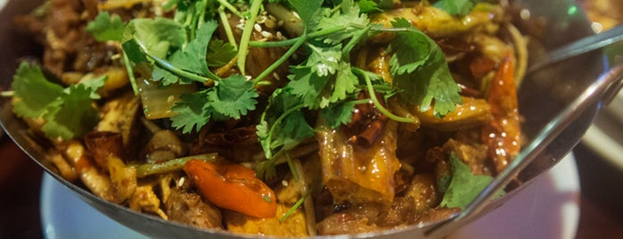 Sichuan Gourmet is one of 40 Days Left in Boston.