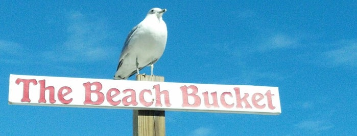 The Beach Bucket is one of Florida.