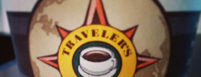 Traveler's Coffee is one of Еда.