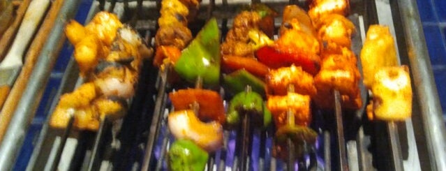 Barbeque Nation is one of MadrasiMemories.
