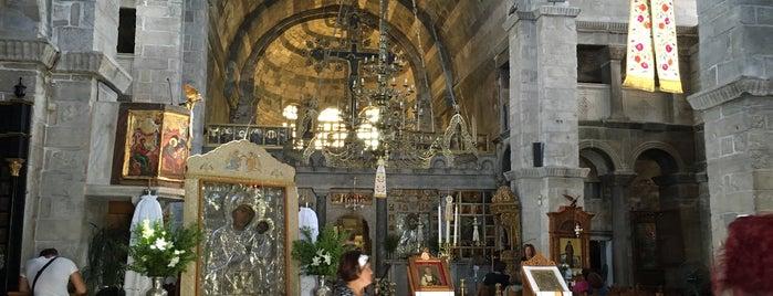 Agia Anna Church is one of Paros Top.