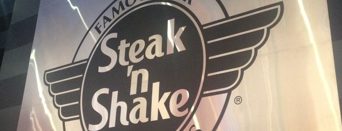 Steak 'n Shake ستيك اند شيك is one of Dubai Food 6.